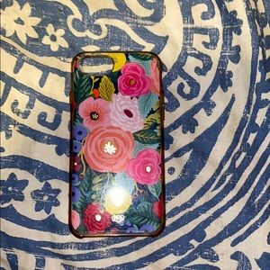 Rifle paper floral phone case FITS IPHONE 7
